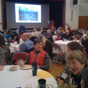 The Land and Water Summit, held each year in March, attracts Rhode Islanders from all over the state.